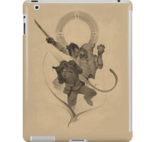 Akrash iPad Case/Skin