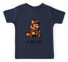 8-Bit Life Kids Tee