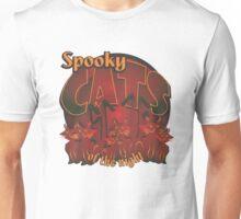 Spooky Cats Unisex T-Shirt