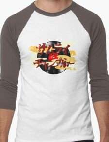 Champloo Men's Baseball ¾ T-Shirt