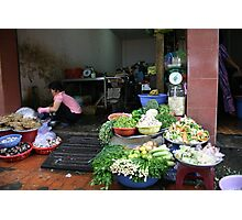 """Vietnamese Kitchen"", Ho Chi Minh City Photographic Print"