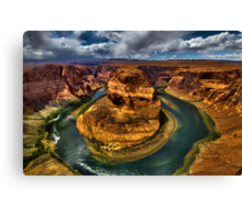 Horseshoe Bend , Arizona Canvas Print