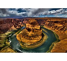 Horseshoe Bend , Arizona Photographic Print