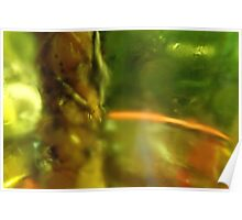 CHARTREUSE SERIES Abstract IV Poster