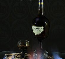 Brandy On Fire by FrankSchmidt