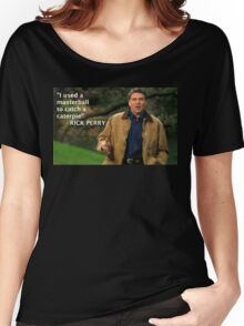 Rick Perry Funny 1 Women's Relaxed Fit T-Shirt
