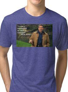 Rick Perry Funny 1 Tri-blend T-Shirt