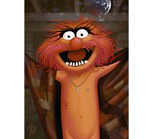 Muppet Maniacs - Animal as Buffalo Bill Photographic Print