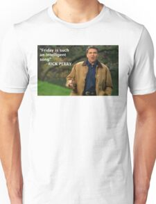 Rick Perry Funny 2 Unisex T-Shirt