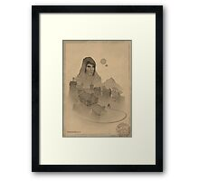 Trap Framed Print