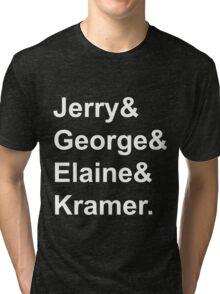 Seinfeld Jetset Tee Tri-blend T-Shirt
