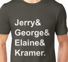 Seinfeld Jetset Tee Unisex T-Shirt