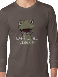Drinking Out of Cups- What is this Garbage? T-Shirt