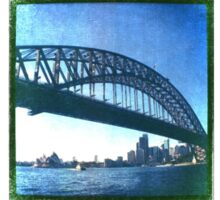 Gotta love Sydney (4) - Harbour Sticker