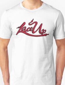 Lace Up Unisex T-Shirt
