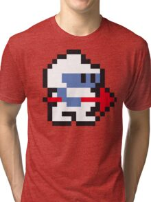 Dig Dug Tri-blend T-Shirt
