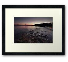 Fannie Bay rocks revisited.  Framed Print