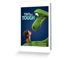 THE GOOD DINOSAUR 02 Greeting Card