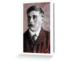 Altered, H. G. Wells Greeting Card