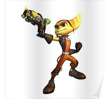 Ratchet & Clank 01 Poster