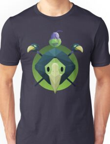 Low-Poly Plague Knight Unisex T-Shirt
