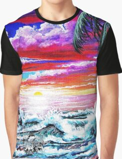 fire and water  Graphic T-Shirt