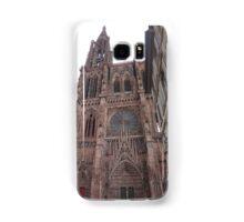 Notre Dame De Strasbourg Samsung Galaxy Case/Skin