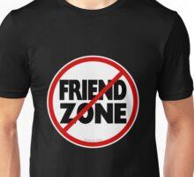 No Friend Zone Unisex T-Shirt