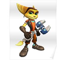 Ratchet & Clank 02 Poster