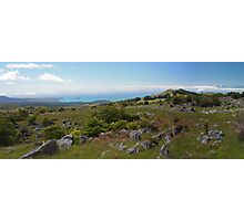 Middle Earth Panorama Photographic Print