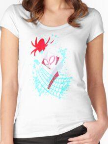 Spider-Gwen TAS Women's Fitted Scoop T-Shirt