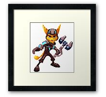 Ratchet & Clank 03 Framed Print