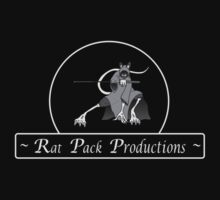 Rat Pack Tee 2 by A-RayDesigns