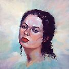 Portrait of Julia #3 by Roz McQuillan