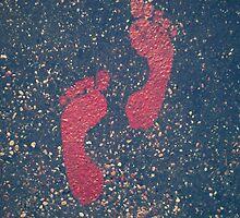 feet by Giulio Gonella