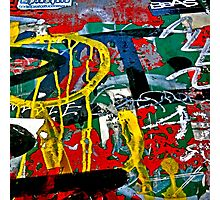 Graffiti #85 Photographic Print
