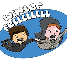 Winterfellll by kittykatia