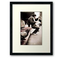 ''Leftovers'' Framed Print