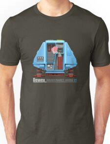 Silent Running, Dewey playing cards Unisex T-Shirt