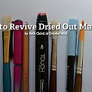 How to Revive Dried Out Markers by Redbubble Community  Team