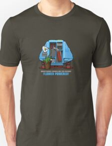 Silent Running, Flower Powered (Dewey Maintenance Drone 01) Unisex T-Shirt