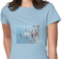Delicate  Womens Fitted T-Shirt