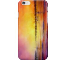 Saling in a Kaleidascope of colour ! iPhone Case/Skin