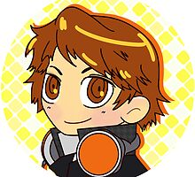 PQ [P4 side] - Hanamura Yosuke by evandrelical