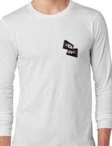 Pro Era VHS Tapes Long Sleeve T-Shirt