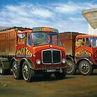 Sam Anderson&#x27;s AEC tippers by Mike Jeffries