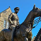 Edinburgh Castle Horsey by davefozz
