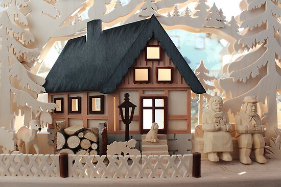 Christmas Decoration - Made in Saxony by karina5