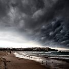Storm clouds by Adriano Carrideo