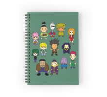 The Spiders Spiral Notebook